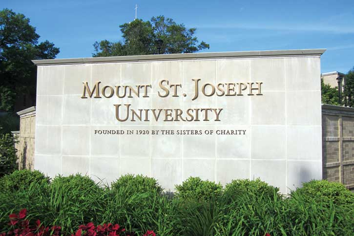 Mount St. Joseph News