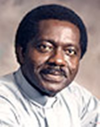Photo of Rev. John Amankwah
